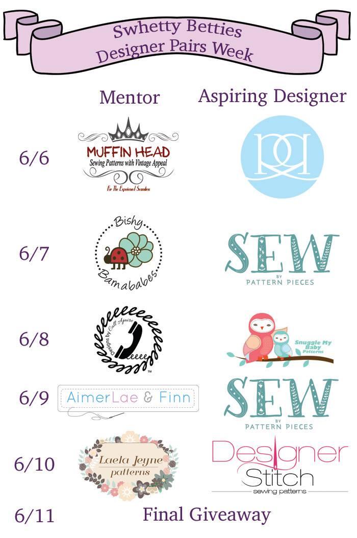 Call Ajaire Swhetty Betties Designer Pairs